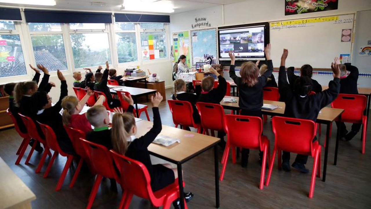 Schools are safe, say UK PM Johnson as COVID-19 cases surge By Reuters