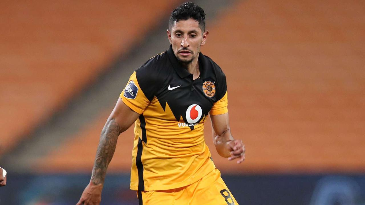 Kaizer Chiefs suffer Castro blow ahead of crucial trip to Horoya AC