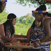 Pics: The Real Housewives of Durban an attend uMemulo ceremony
