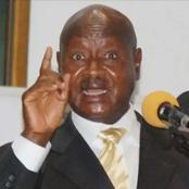Angry Museveni Breathes Fire After This News Was Reported In Uganda, Declares His Next Move