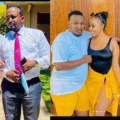 'Alafu Usikie Mtu Akisema Nikuache' Amber Ray Responds to Husband