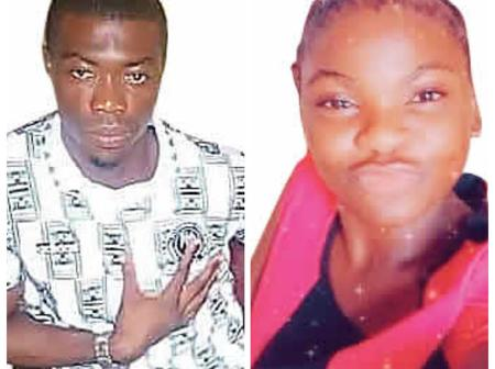 Lady who burnt her boyfriend alive finally opens up. See her reasons