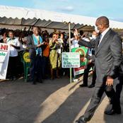 Agriculture : Hamed Bakayoko salue le travail des agriculteurs de Côte d'Ivoire