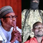 Buhari, CAN, Secure My Release, Save Me From This Suffering –Pastor Abducted By BokoHaram Pleads
