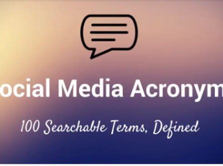 Full Meaning Of AMA, IDK, LMK, BC, BAE, DAE, PM And Other Social Media Acronyms