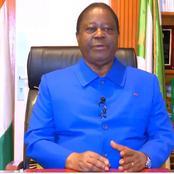 Législatives du 6 mars : Bédié lance un message important aux Ivoiriens