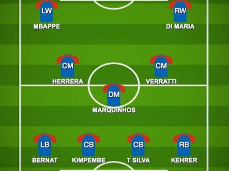 Best Way Bayern Munich and PSG could Lineup and Face Each Other During Their UCL Game