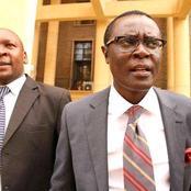 Mutahi Ngunyi Delivers Good News To Raila Odinga, Reveals Why He has The Full Support Of the Kikuyu
