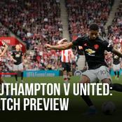 Southampton Vs Man Utd - team news & predicted line up
