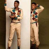 Do you know this BBNaija star is a twin? check out throwback photos of him and his twin brother