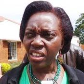 Is Ngilu The Most Powerful Female Politician In Kenya, As She Was The Only Woman Invited To Statehouse?