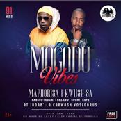 Another in flames with DJ Maphorisa which got alot of people wanting to go listen to his music