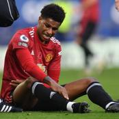 Manchester United Star Rashford is Injured and Returning Date is Yet To be Revealed