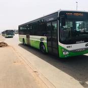 La SOTRA démarre en septembre 2021 à Bouaké, avec 73 bus et 8 lignes, les détails