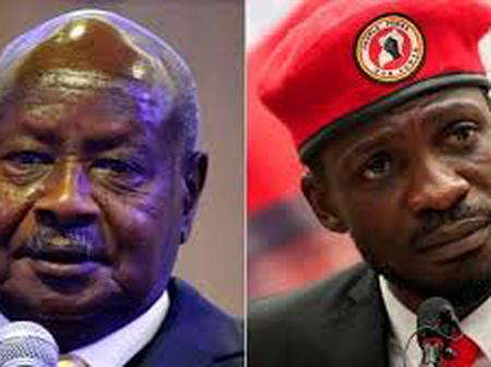 (Photos): Museveni going home? See the huge crowd Bobi Wine attracted in his latest political rally