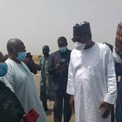 Plateau, Kwara Governors visit family of Officer from Jos killed in Abuja military plane crash