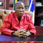 Malema Speaks Out After Black Leader Faces Racism Live On TV