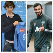 He Went From João Felix to Bruno Fernandes- Fans React to the Transition of Man Utd Player Fernandes