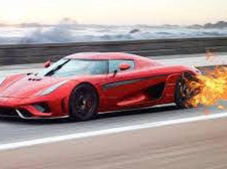 Photos Of The Worlds Fastest Car