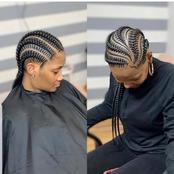 Top 10 Epic Hairstyles For Beautiful Ladies This Month, Check Them Out Below