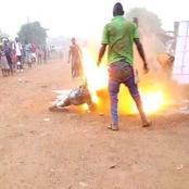Oumé : deux personnes sauvées in extremis dans l'incendie de leur moto