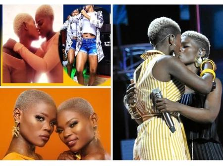 Qwabe Twins Finally Speak On Rumours That They Are Dating Each Other
