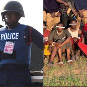 Good News As Ashanti Regional Police Finally Arrests 7 Alleged Kidnappers Of Chief Of Dedesua