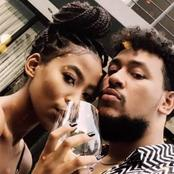 Checkout Loved-Up Photos of AKA and His Late Girlfriend, Who Allegedly Committed Suicide Yesterday