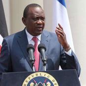 President Kenyatta Breaks Silence on Kenyans Pressuring Him to Take Vaccine