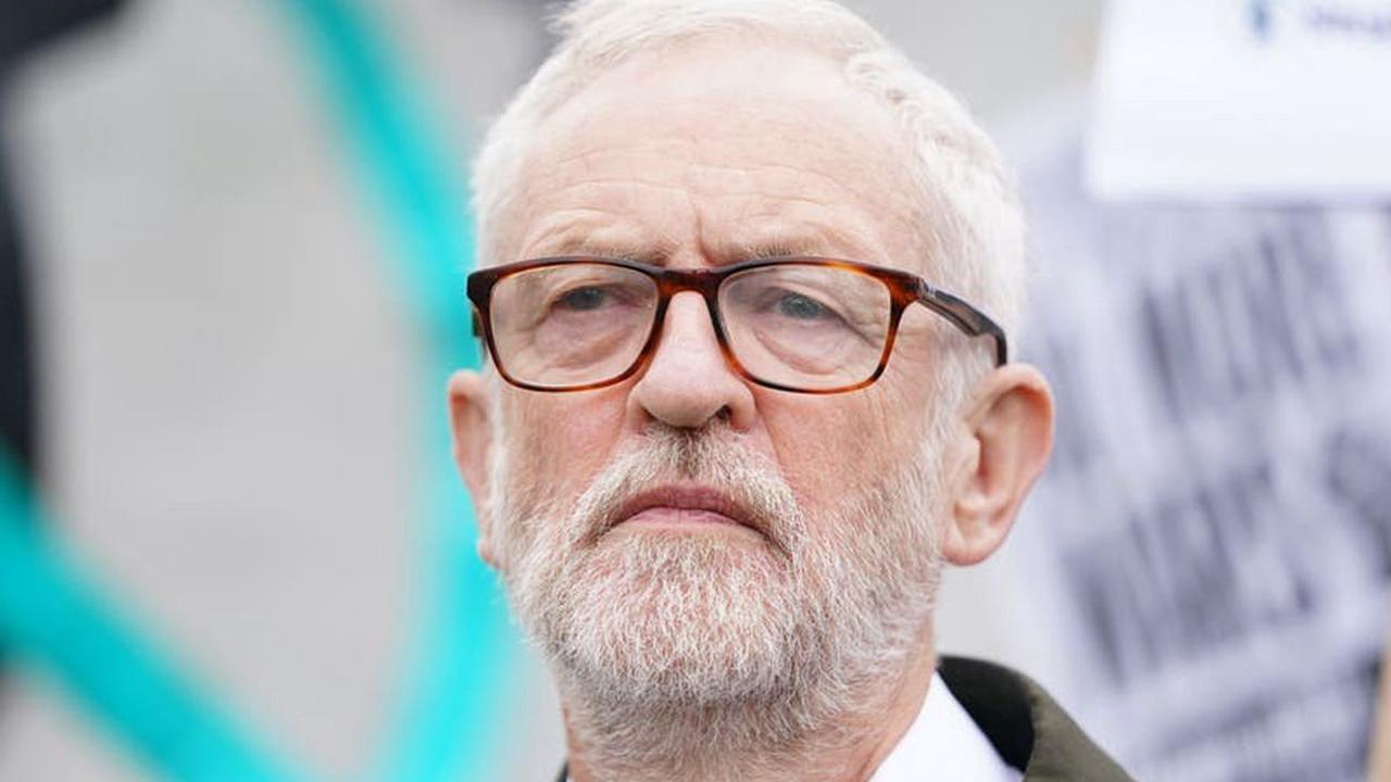 Labour leadership wants to try to shut down debate, says Corbyn