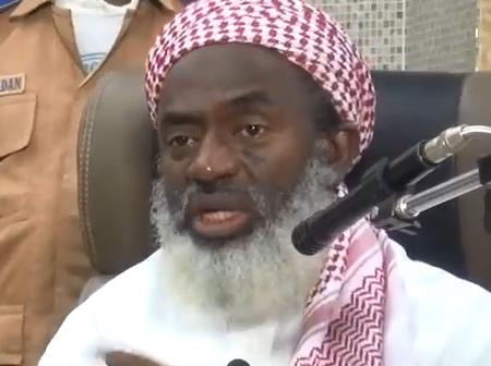 Sheikh Gumi:7 Facts To Know About Muslim Scholar Negotiating With Bandits For Release Of Kagara Boys