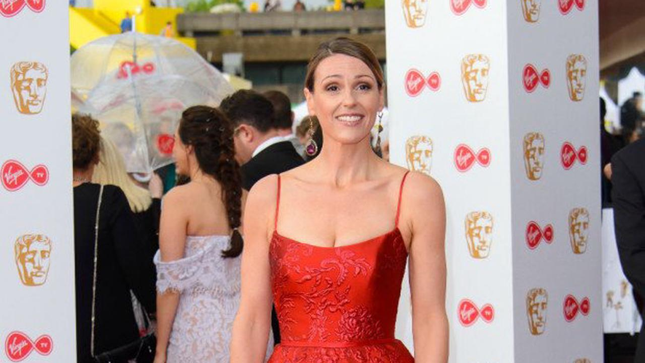 Suranne Jones: Therapy helps me 'deal with demons in my life'