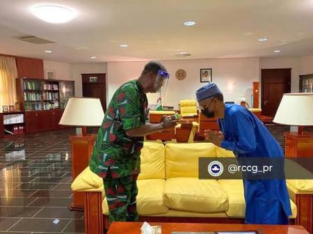 Pastor Adeboye discloses why he met with El-rufai