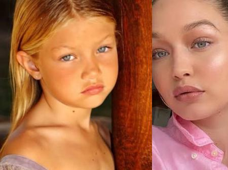 Do You Remember Gigi Who Started Modelling At The Age Of 2? See How She Looks All Grown Up Now.