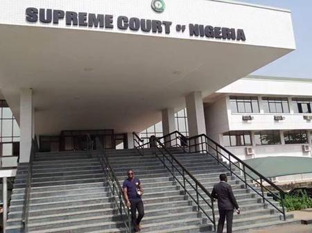 Supreme Court--Zamfara judgement reviews application has been dismissed