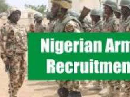 Recruitment: Army clarifies report of domination of the list by the North