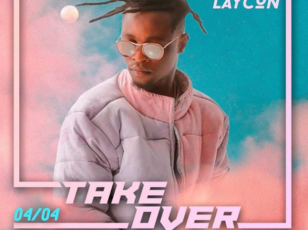 After he announced the date for the release of his debut album, see Laycon's next plan