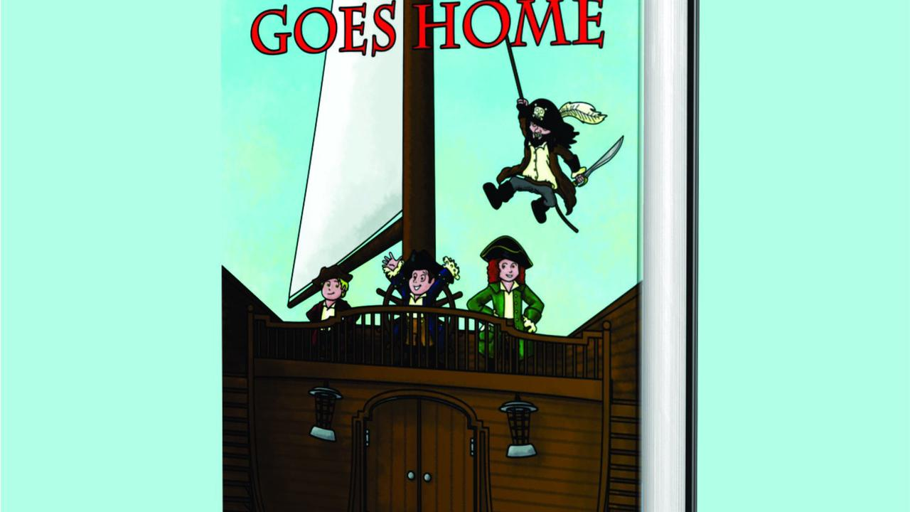 New Children's Book, Frankie Goes Home, Teaches Love and Resilience to Kids