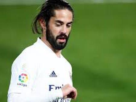 Isco To Leave Real Madrid