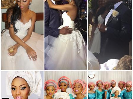 Meet The Lovely Husband Of Femi Fani Kayode's Beautiful Duaghter, Temitope And Their Wedding Photos