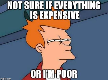Funny Pictures You Will Relate to If you are Broke.