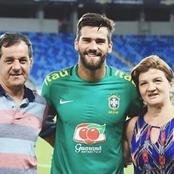 Tributes From Brazil After Liverpool's Goalkeeper's Father Dies
