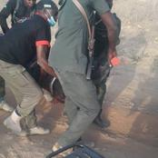 Hoodlums Attack Police Station, Killing Two Officers In The Process.