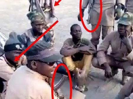 Boko Haram Insurgents Laments The Killing Of Their Members By Nigerian Soldiers In Trending Video