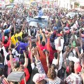 Ruto's Swahili excites Meru Residents As He Welcomed Gachagua
