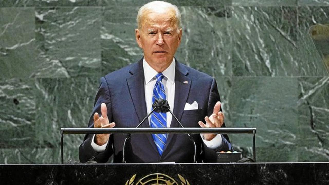 Biden annonce un nouvel effort financier sur la pandémie et le changement climatique