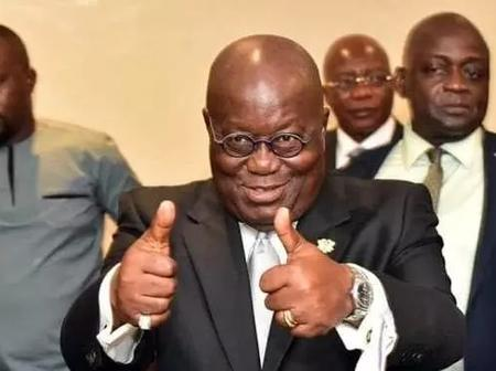 Election petition: Nana Akufo-Addo congratulates Supreme Court's verdict, say it is excellent