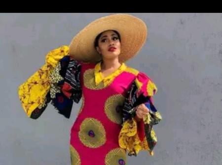 Unique Ankara gown styles for ladies
