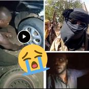 Be Careful If You're Travelling Along Lagos-Ibadan Expressway, See How A Man Escaped From Kidnappers