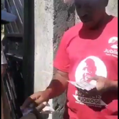 Itumbi Shares Video Showing Alleged Voter Bribery By Jubilee Officials In Nakuru